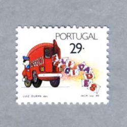 ポルトガル 1989年郵便配達車