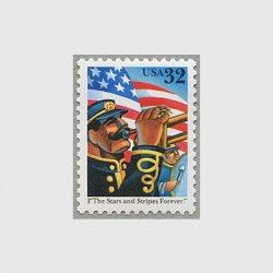 アメリカ 1997年「星条旗よ永遠なれ」