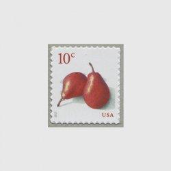 アメリカ 2017年普通切手セイヨウナシ