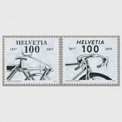 スイス 2017年自転車2種