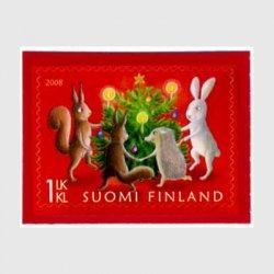 フィンランド 2008年クリスマスの遊び