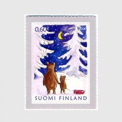 フィンランド 2008年クリスマスツリー