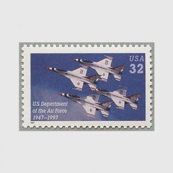 アメリカ 1997年米国空軍省50年