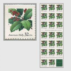アメリカ 1997年クリスマス ヒイラギ