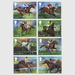 イギリス 2017年伝説の競走馬8種