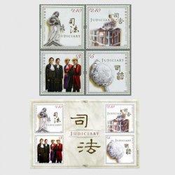 中国香港 2008年司法