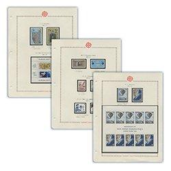 ヨーロッパ切手(CEPT)コレクション・1983-1985年<img class='new_mark_img2' src='https://img.shop-pro.jp/img/new/icons16.gif' style='border:none;display:inline;margin:0px;padding:0px;width:auto;' />