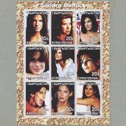 キルギスタン 2000年サンドラ・ブロック