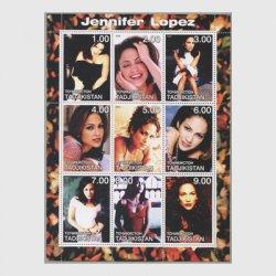 タジキスタン 2000年ジェニファー・ロペス