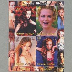 ソマリア 2003年ニコール・キッドマン