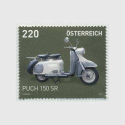 オーストリア 2017年PUCH 150 SR