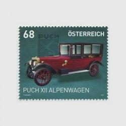 オーストリア 2017年PUCH XII ALPENWAGEN
