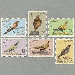 リビア 1965年鳥6種
