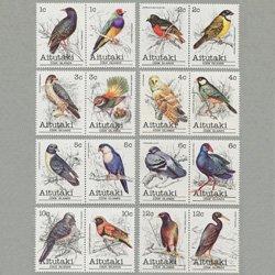 アイツタキ 1981年鳥16種