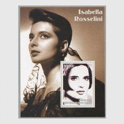 ベナン共和国 2002年イサベラ・ロッセリーニ
