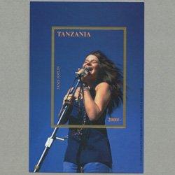 タンザニア 1996年ジャニス・ジョプリン