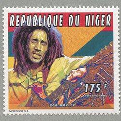 ニジェール 1996年ボブ・マーリー