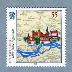 ドイツ 2006年インゴルシュタッド1200年