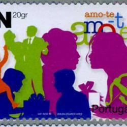 ポルトガル 2006年グリーティング5種