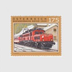 オーストリア 2017年ブレンナー鉄道150年