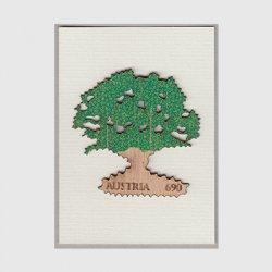 オーストリア 2017年樫の木