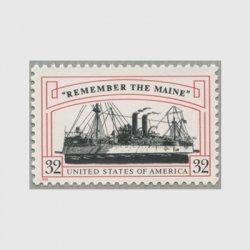 アメリカ 1998年「Remenber the Maine!」