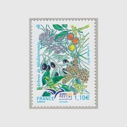 フランス 2017年地中海郵便連合