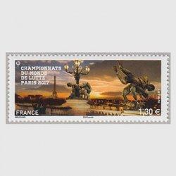 フランス 2017年レスリング世界選手権