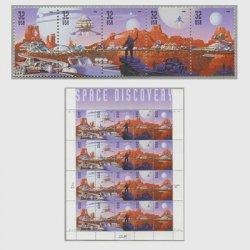 アメリカ 1998年宇宙開発