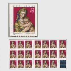 アメリカ 1998年クリスマス 聖母子