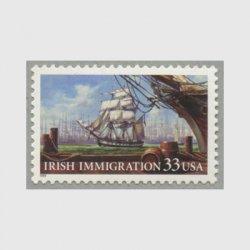 アメリカ 1999年アイルランド移民