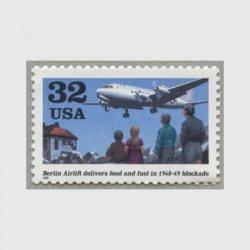 アメリカ 1998年ベルリン大空輸50年
