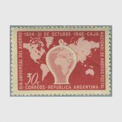 アルゼンチン 1946年貯金の日