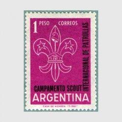 アルゼンチン 1961年ボーイスカウトエンブレム