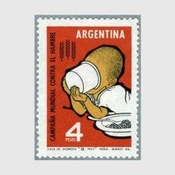 アルゼンチン 1963年FAOキャンペーン