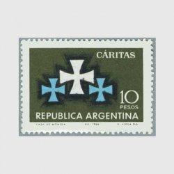 アルゼンチン 1966年カリタス慈善組織