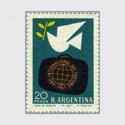 アルゼンチン 1967年国際観光年