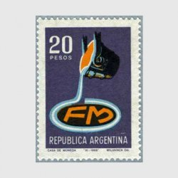 アルゼンチン 1968年製鉄