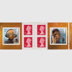 イギリス 2017年スター・ウォーズ「エイリアン」切手帳