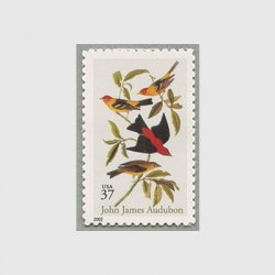 アメリカ 2002鳥類画家オーデュボン