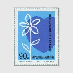 アルゼンチン 1972年世界健康デー