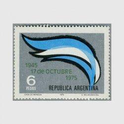 アルゼンチン 1975年愛国の日
