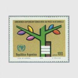 アルゼンチン 1978年途上国との技術提携