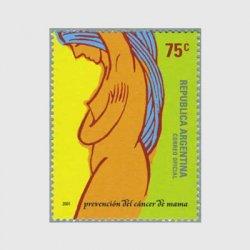 アルゼンチン 2001年乳がん予防