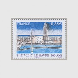 フランス 2017年ル・アーブル500年