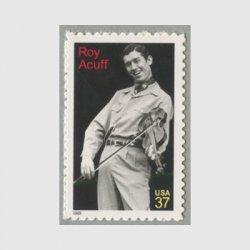 アメリカ 2003年歌手ロイ・エイカフ