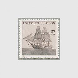 アメリカ 2004年軍艦コンステレーション号150年