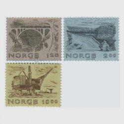 ノルウェー 1979年ノルウェーの技術3種