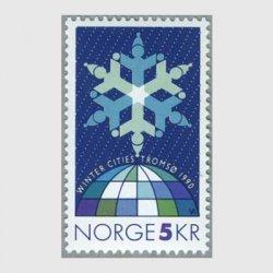 ノルウェー 1990年Tromso