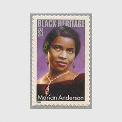 アメリカ 2005年歌手マリアン・アンダーソン